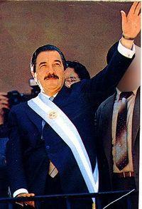 Humilde homenaje al 1º PRESIDENTE de la democracia Argentina