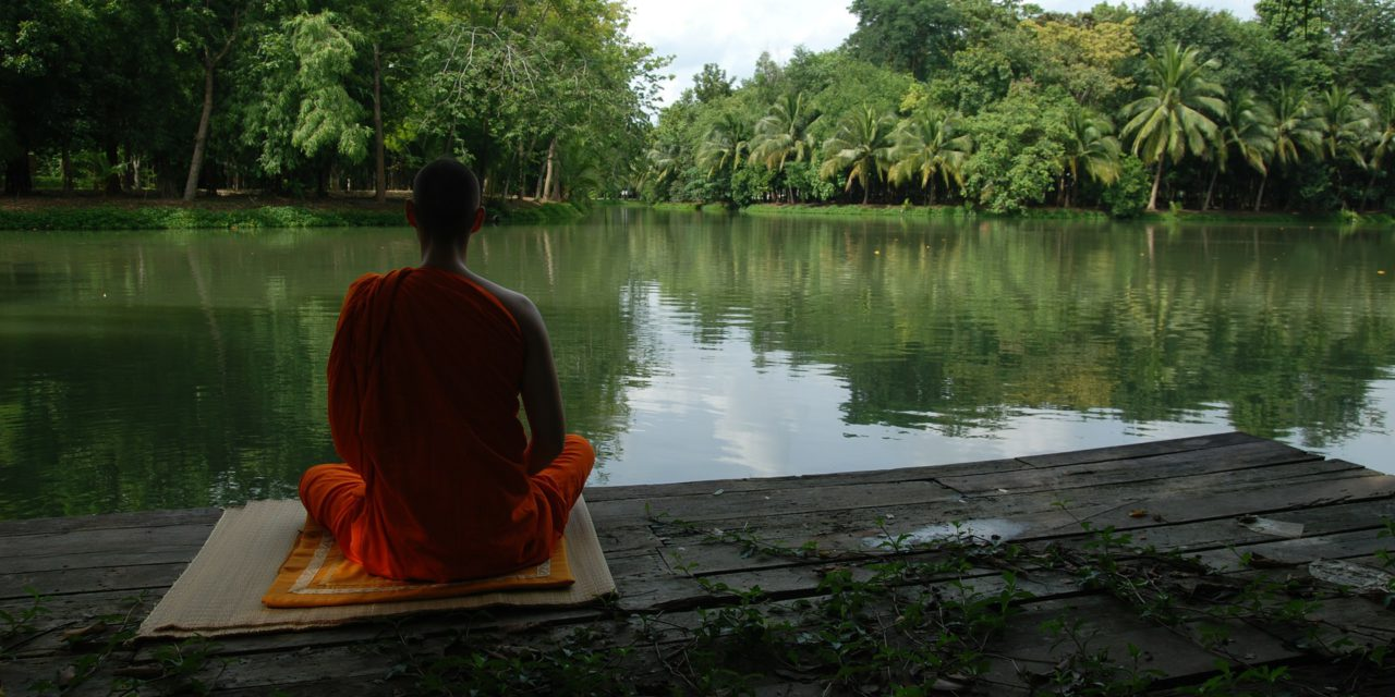 la paz perfecta cuento oriental