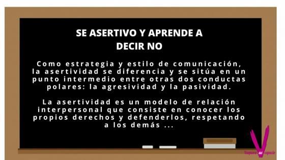 Eres asertivo?