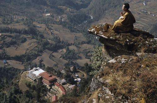 El poder de la mente. Budismo