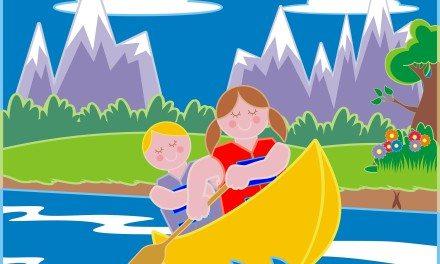 Campamento de naciones cuento infantil