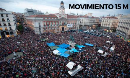 Movimiento 15m. Que la crisis la paguen los responsables.