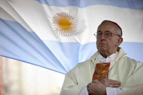 El Papa Francisco y la dictadura