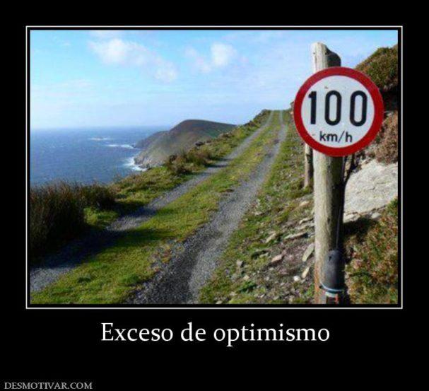 Exceso de optimismo