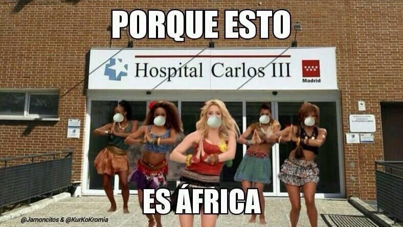 La crisis muestra los dientes con el Ébola