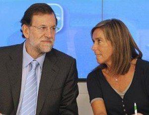 Rajoy y Ana Mato tomaron la decisión, aunque el presidente aseguró que lo habló con Felipe VI para curarse en salud