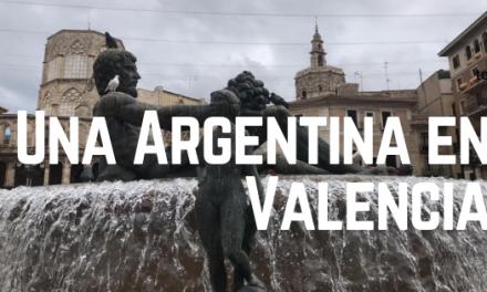 13 años en Valencia. Del Paraná al Mediterráneo