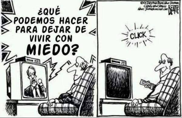 Apaga la tele