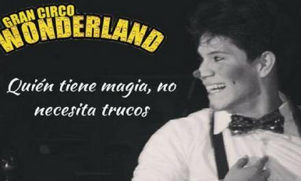 Gran circo Wonderland Valencia