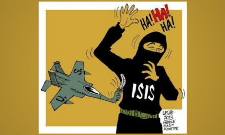 Abre los ojos frente al terrorismo