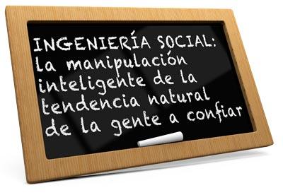 Ingeniería social. Qué es?. Cómo funciona?
