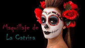 Maquillaje La Catrina