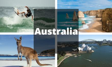 Estudiar trabajar en Australia oportunidad