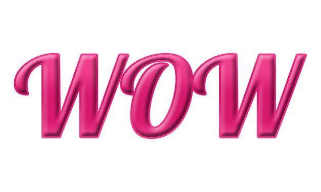 Efecto WOW en social networking
