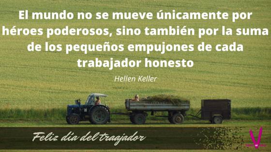 Trabajadores Hellen Keller