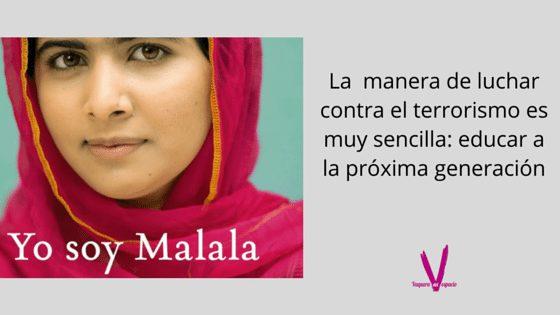 Malala.terrorismo