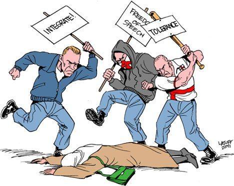 Se consolida la extrema derecha tras el tiroteo de Munich