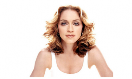 Madonna mujer del año 2016