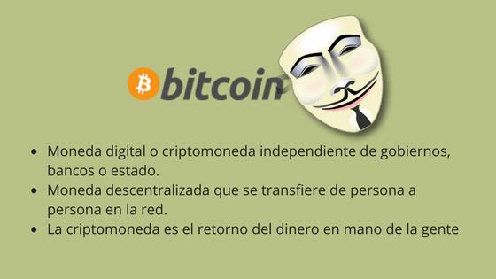 Por que usar Bitcoin criptomoneda o moneda digital
