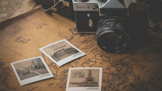 Viajar es una pasión que se contagia