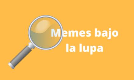 Memes bajo la lupa y el uso de las redes sociales