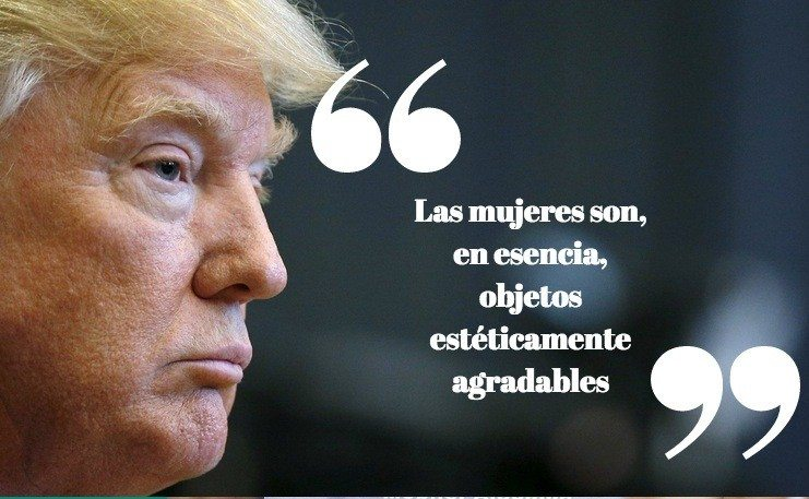 Frases Trump