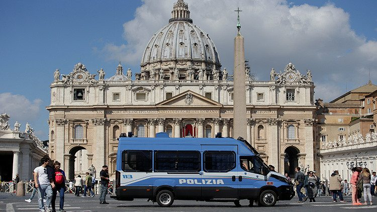 Orgía Gay en el Vaticano