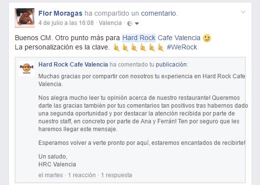 CM Hard Rock Valencia