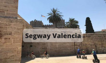 Recorrer Valencia en Segway