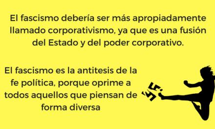 Por qué se habla tanto de fascismo en España?