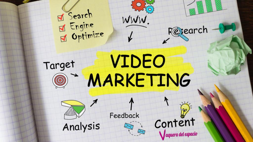 Video Marketing estrategia SEO