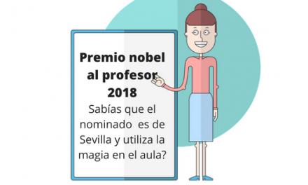 Nobel de los profesores 2018