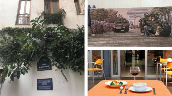 Atmosphere restaurante sostenible en Valencia