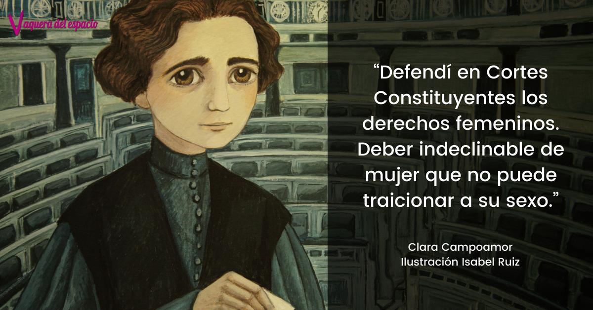 Clara Campoamor 5 Frases De La Defensora Del Voto Femenino