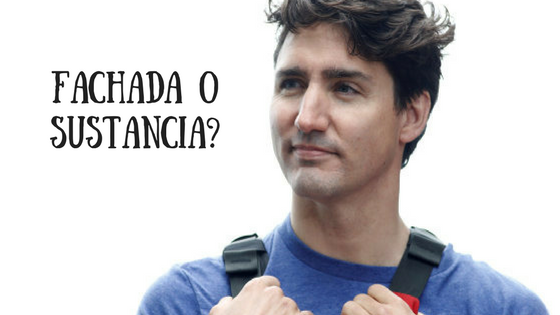 Justin Trudeau primer ministro de Canadá
