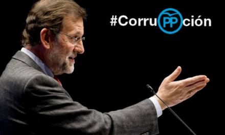 Moción de censura al PP