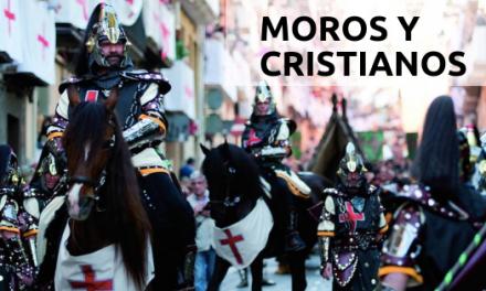 Festividad de moros y cristianos Valencia