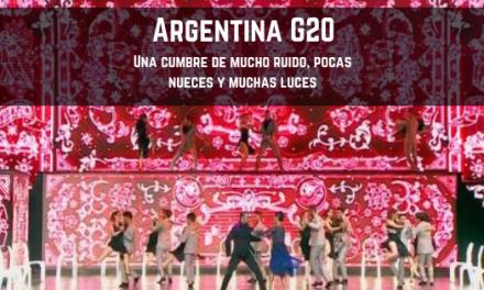 G20 el talento de Argentum en teatro Colón