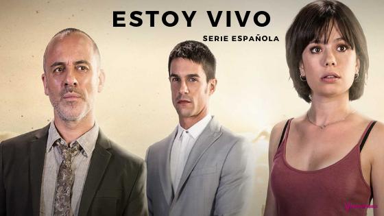 Estoy vivo serie española producida por Globomedia