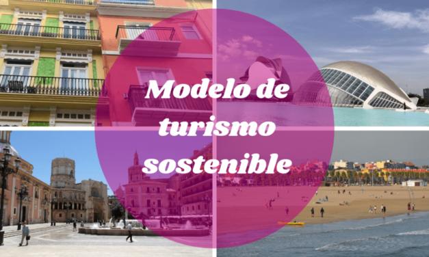 Modelo de turismo sostenible. Especial Valencia