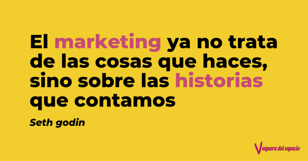 Storytelling Marketing de emociones o inblund marketing