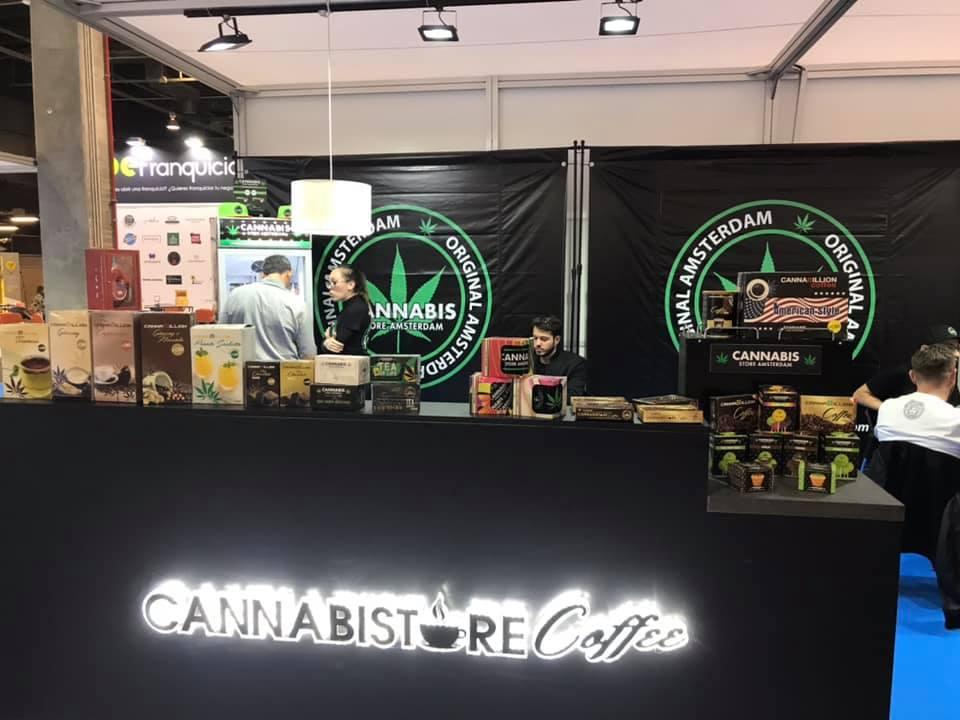 Cannabis Store Amsterdam en SIF Valencia 2019