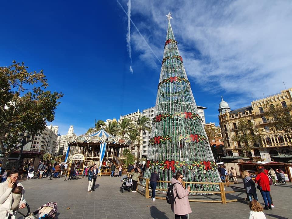 Valencia navida