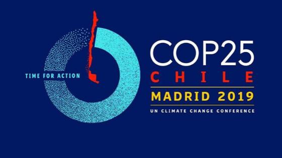 COP25 Cumbre del clima Madrid