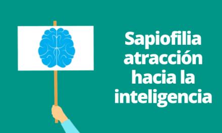 Sapiofilia atracción hacia la inteligencia