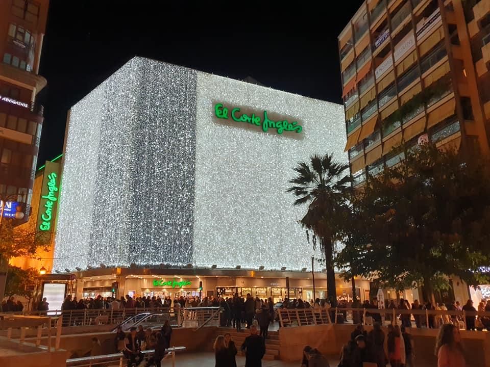 Calle Colón navidad
