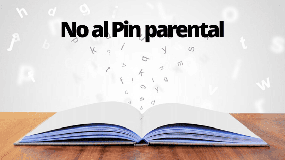 Pin parental o Pin Neandertal. ¡ No al pin parental !