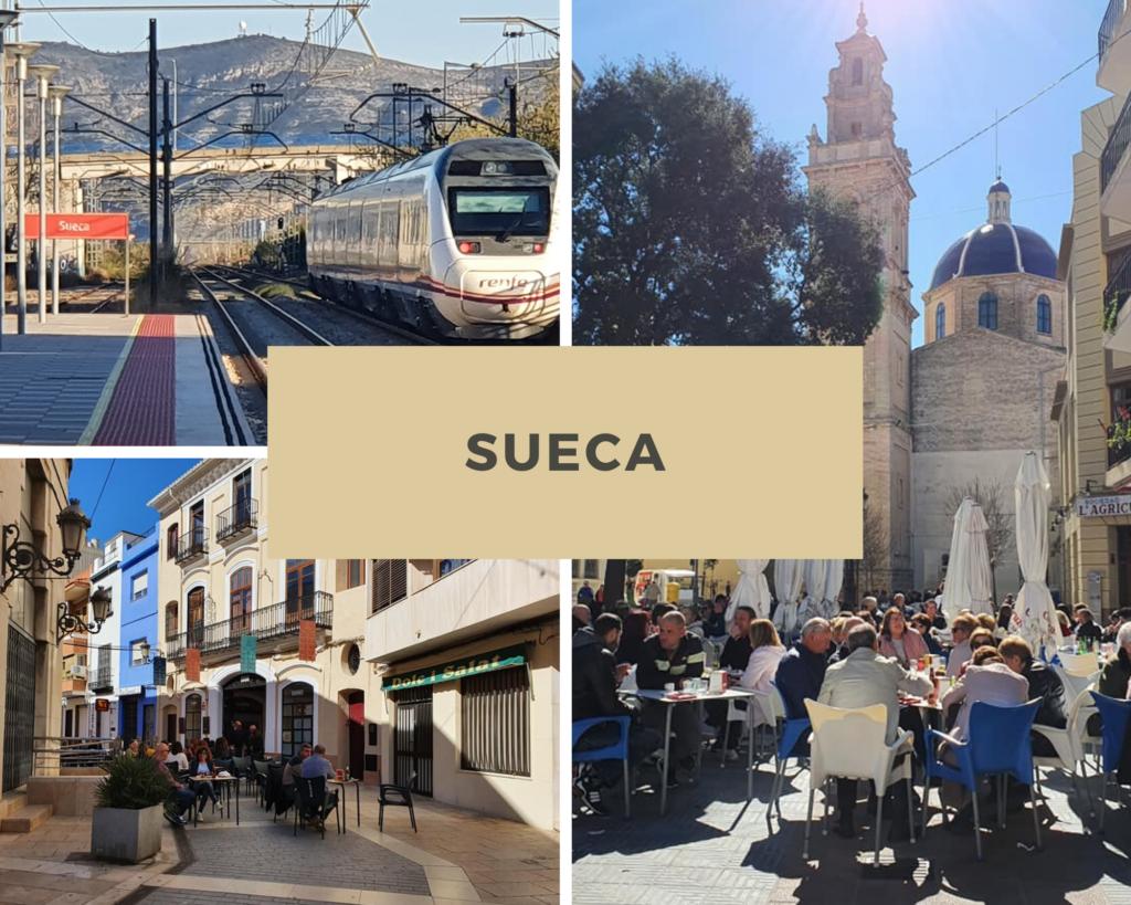 Sueca Comunidad Valenciana