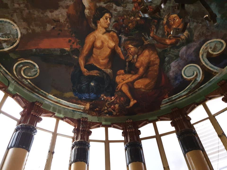 Frescos del Ateneo Sueco
