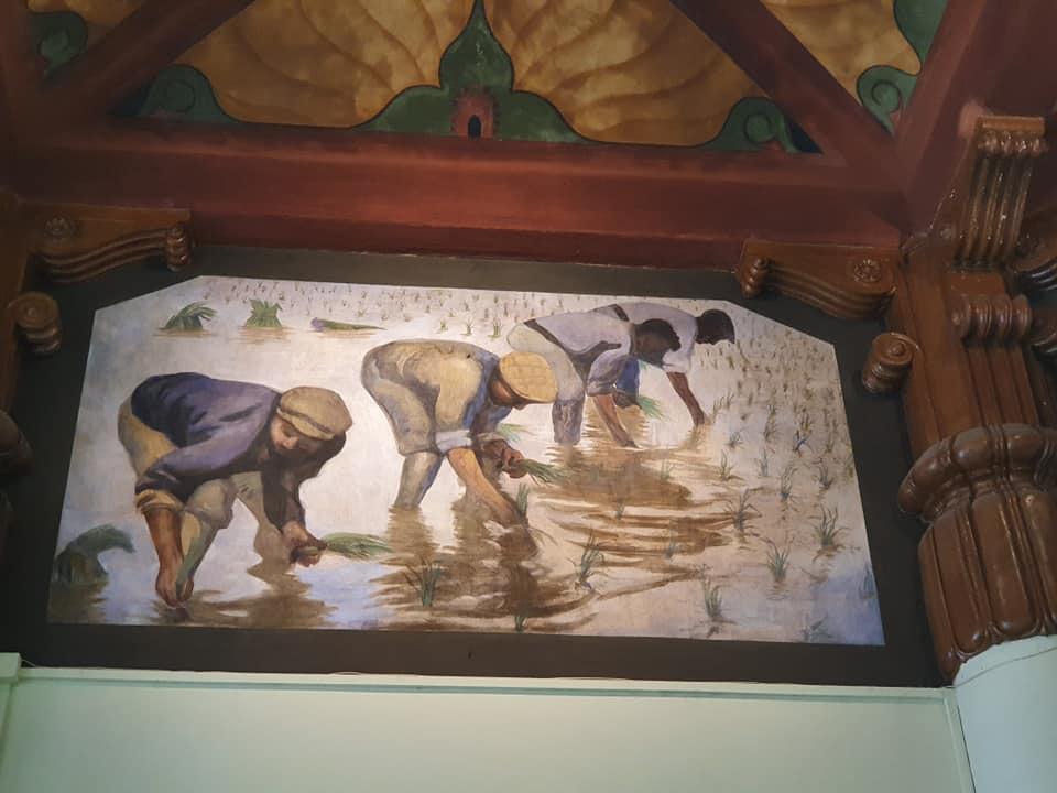 Frescos ateneo Sueco